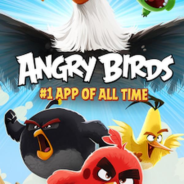 Angry Birds v7.4.0 [Mod PowerUps/All Unlocked/Ad-Free]