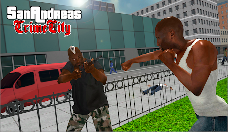 San Andreas Crime City 1 screenshot 104325