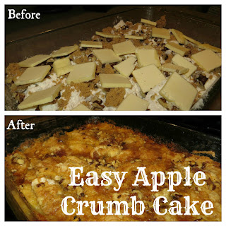 Apple Crumb Cake With Cake Mix Recipes