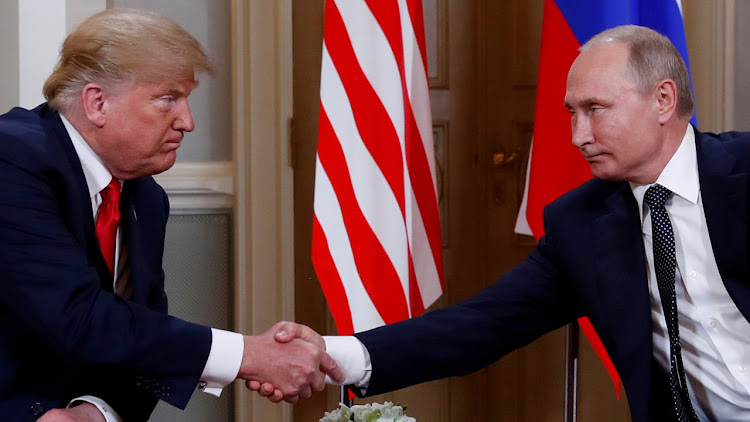 US President Donald Trump, in opening remarks in Helsinki, told Russian President Vladimir Putin that he hopes the two leaders will end up having an extraordinary relationship.