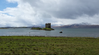 Photo: Castle Stalker