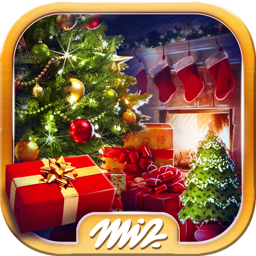 Hidden Objects Christmas Trees – Finding Object (game)