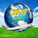 Cheap & Budget Travel icon