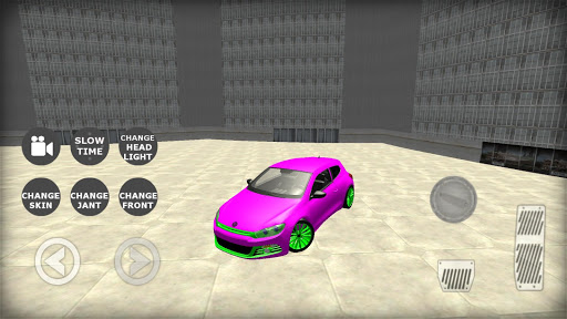 Scirocco Driver Simulation - Open Word Car Games for PC