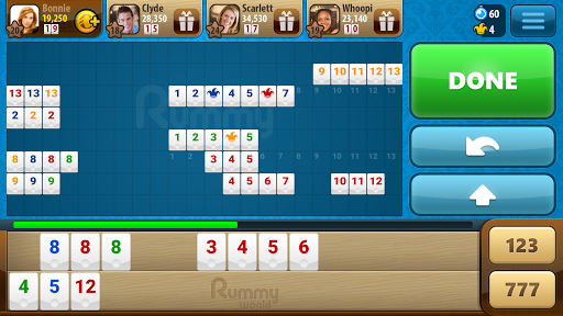 Rummy World  screenshots 1
