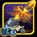 C.G.B - Car Gun Ball icon