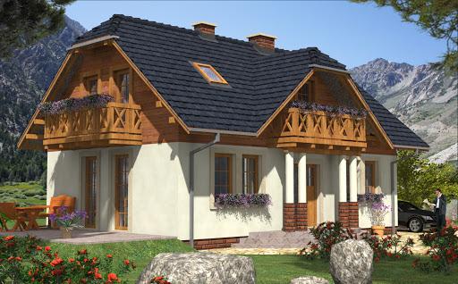projekt domu L-18