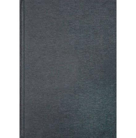 Ant.bok Linne A5 linj m.grå