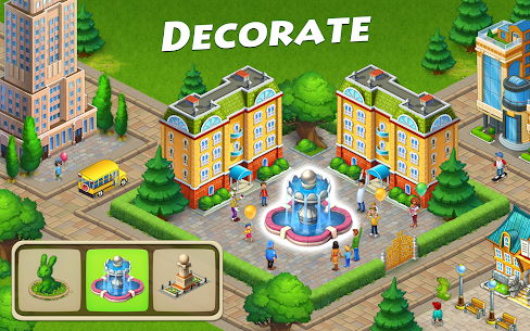 Township MOD (Unlimited Money) [Latest] 4