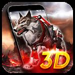 Wolf 3D Theme Icon