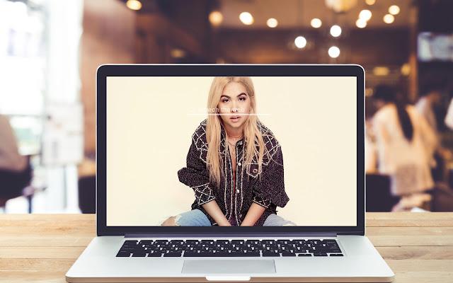 Hayley Kiyoko HD Wallpapers New Tab Theme