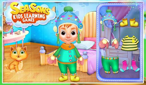 Seasons Kids Learning Games v1.0.1