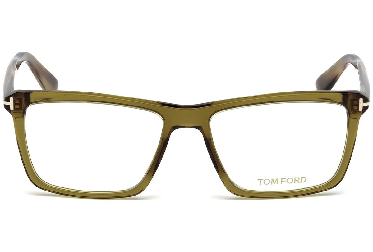 bfa672dc1a5 Buy Tom Ford FT5407 C56 096 (shiny dark green   ) Frames