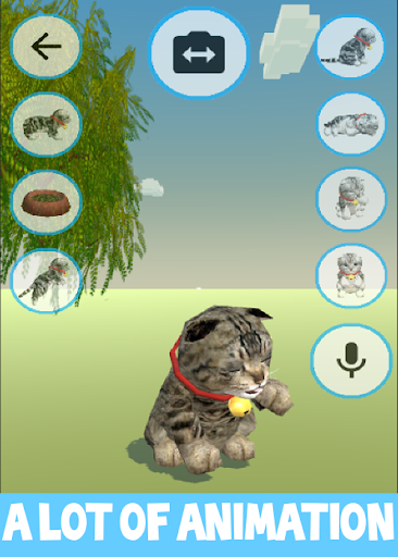 Talking Cat 1.0 screenshots 5