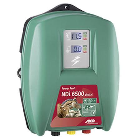 Elstängselaggregat AKO Power Profi NDi 6500 Digital - 230 Volt