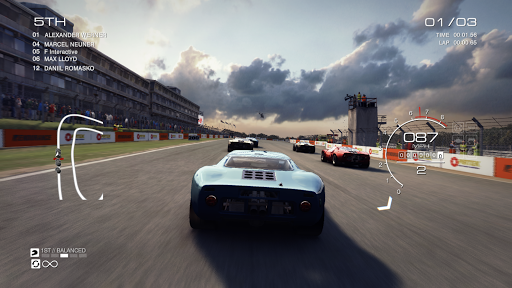 GRIDu2122 Autosport - Online Multiplayer Test 1.7.2RC1-android screenshots 6