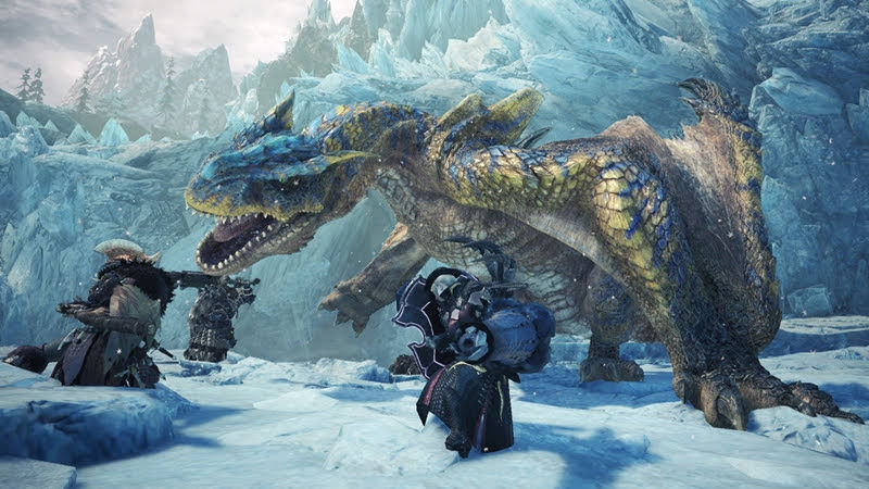 Monster Hunter World Ice Borne