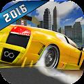 Drift Thumb Race Racing:Angry icon