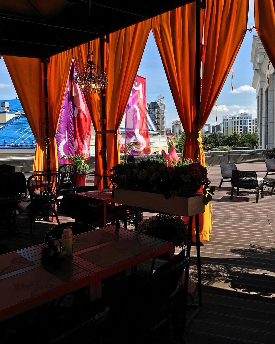 Mio в Екатеринбурге