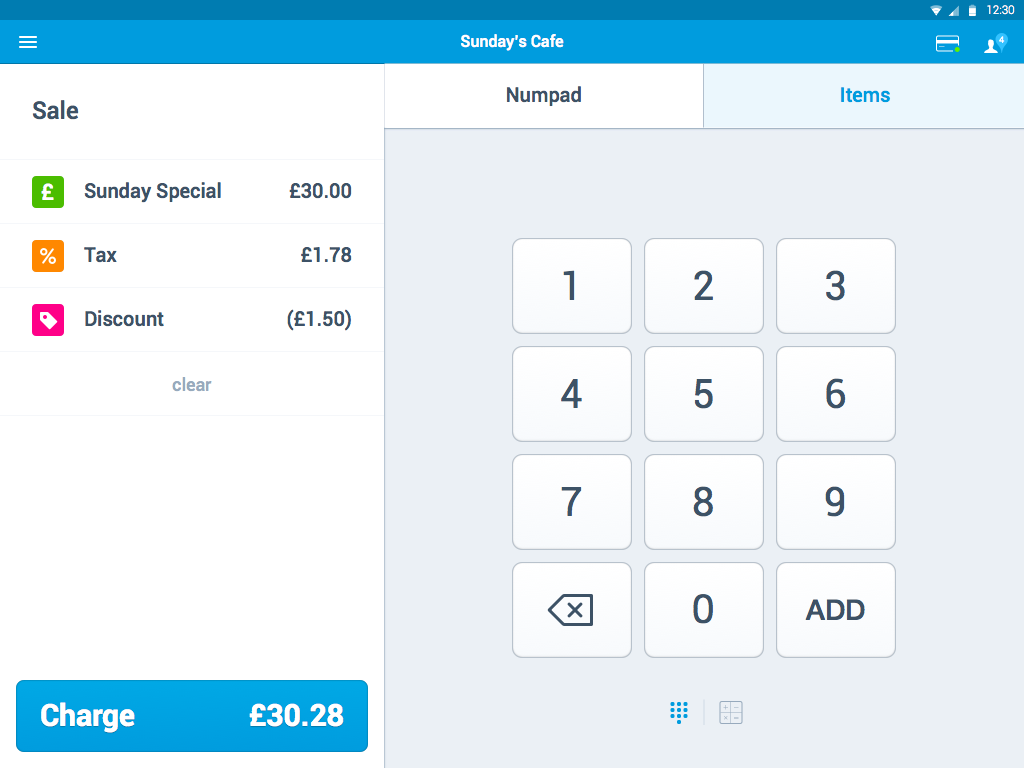 who accepts paypal smart connect application