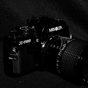 Minolta X-700 by Seth Brown - Products & Objects Technology Objects ( film, vintage camera, minolta, 35mm )