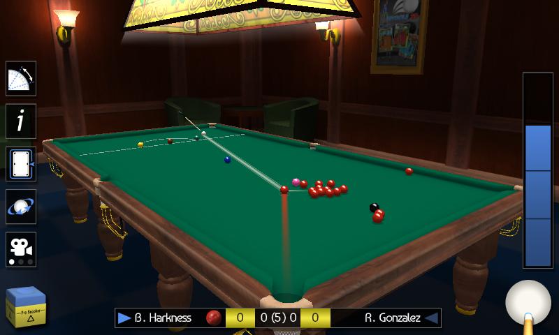 Pro Snooker 2020 Android App Screenshot