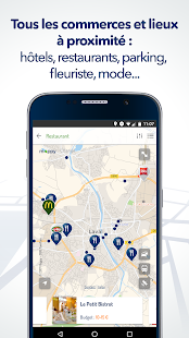 Mappy – Plan, Itinéraire, GPS- screenshot thumbnail