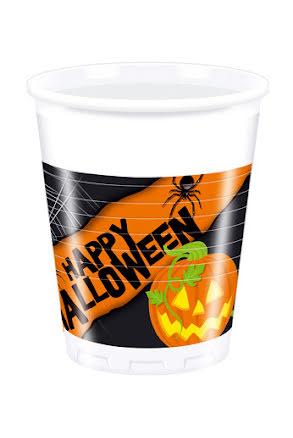 Halloween muggar, 8 st