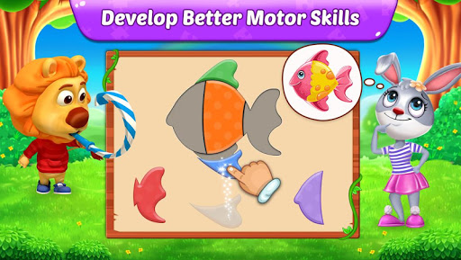 Puzzle Kids - Animals Shapes and Jigsaw Puzzles 1.0.6 screenshots 4