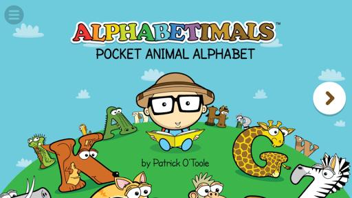 Alphabetimals Pocket Alphabet