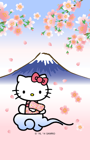 Hello Kitty Animated Lock screenshot 9