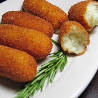 Chicken Croquettes.