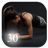 30 Day Plank Workout Challenge