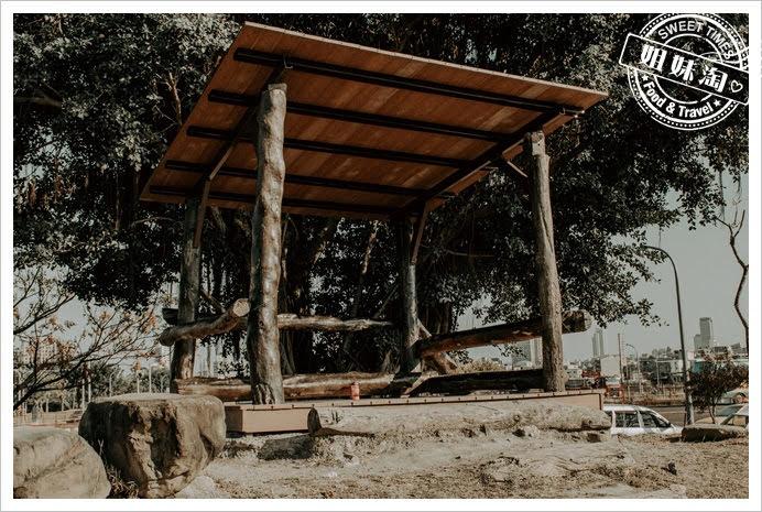 中都濕地公園涼亭