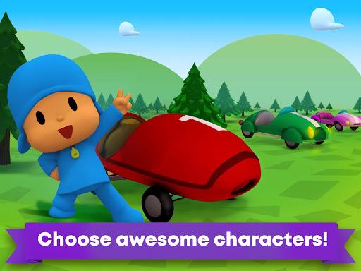 Pocoyo Racing: Kids Car Race - Fast 3D Adventure 1.0.0 screenshots 17