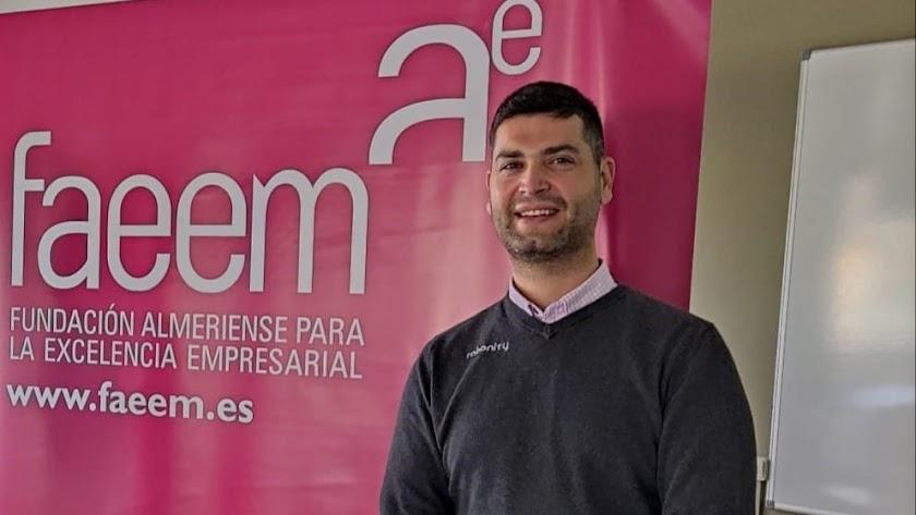 Ramón González, CEO de Robonity y conferenciante en la FAEEM