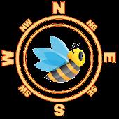 Bee Compass