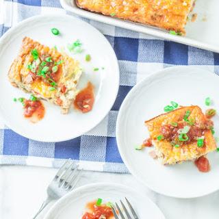 Easy Denver Omelette Bake