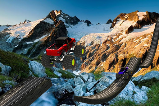 Offroad Jeep Driving Simulator : Impossible tracks screenshot 3