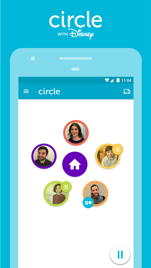 Circle Home- screenshot
