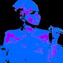 Lady Gaga Blast icon