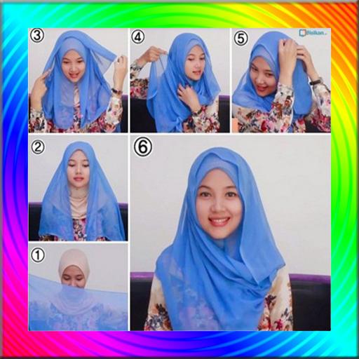 Modern Hijab Fashion Tutorial