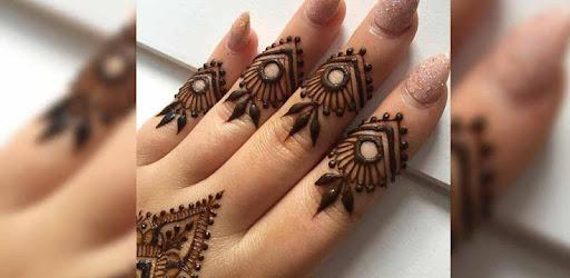 Tato Henna Laki Laki Simple
