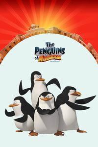 Els pingüins de Madagascar