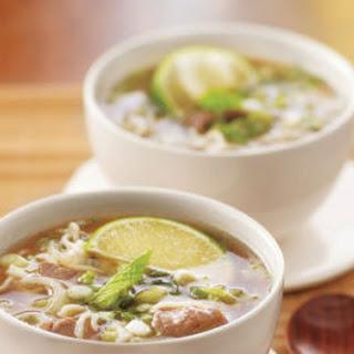 Good Thai Beef Noodle Bowls