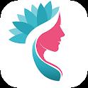 الملكة - حاسبة الدورة والحمل والاستشارات الطبية icon