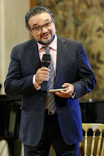 Photo: Künstlerempfang in der Wiener Staatsoper (29.1.2015) Ramon Vargas.Foto: DI. Dr. Andreas Haunold