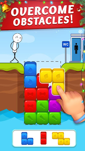 Cube Blast Pop - Toy Matching Puzzle filehippodl screenshot 2