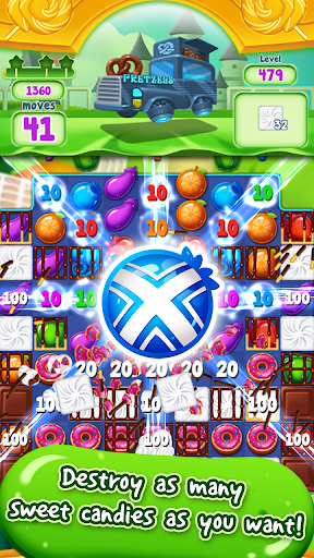 Food Burst: An Exciting Puzzle Game apktram screenshots 17