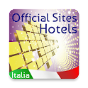 Italy Hotels websites icon